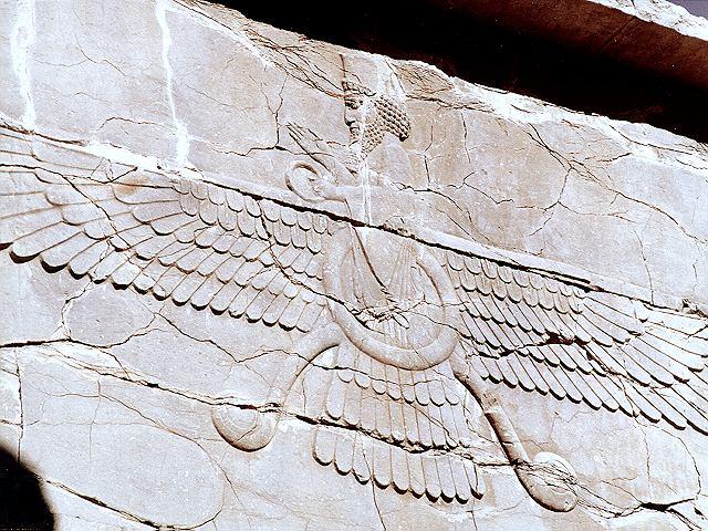 F A R A V A H A R The Most Powerful Spiritual Symbol Of True Iranians